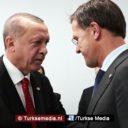 Erdoğan heeft lang gesprek met Rutte in Argentinië