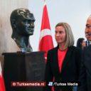 Turkije en Europa treffen elkaar in Ankara voor lidmaatschap
