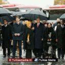 Turkije herdenkt einde Eerste Wereldoorlog mee met wereld in Parijs