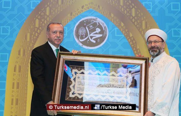 Turkije herdenkt profeet: Mohammed voorbeeld voor mensheid