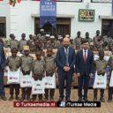 Turkije schiet Ugandese weeskinderen te hulp
