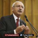 Turkse oppositieleider beboet vanwege valse claims