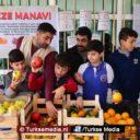 Turkse scholieren zamelen tijdens pauzes geld in voor Palestina