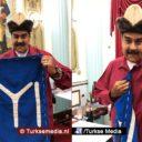 Venezolaanse president: 'Ik hou van Turkije'