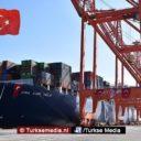 Flinke daling handelstekort Turkije