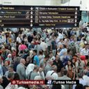Flink meer passagiers op Turkse luchthavens