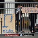Frankrijk arresteert tientallen studenten