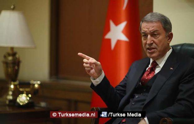 Geduld Turkije op: Amerikaanse training terroristen onacceptabel