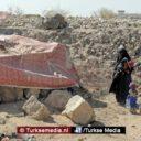Jemen vraagt Turkije nog meer hulp: 'Mensen eten struiken en bomen'