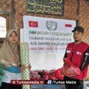 Turken sturen opnieuw snel noodhulp naar Indonesië