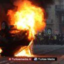 Turkije: Waarom zwijgen de media over protesten in Frankrijk?