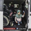 Turkse regering maakt droom Syrisch invalide meisje zonder benen waar