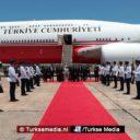Turkije na Argentinië op staatsbezoek in Paraguay