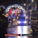 Turkije veroordeelt met klem aanslag Straatsburg