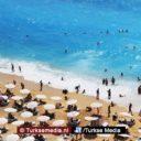 Turkije ziet opnieuw grote toename in aantal toeristen