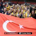 Turks damesvolleybalteam beste van de wereld