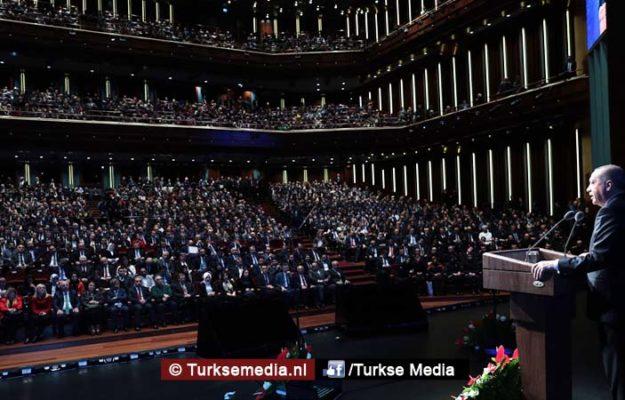 Turkse president onthult tweede enorm actieplan Turkije