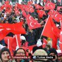 Turken herdenken massaal Sarıkamış-martelaren in vrieskou