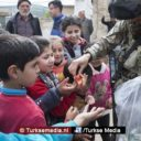 Turkije enige land in Syrië uit humanitair oogpunt
