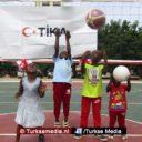 Turkije schenkt sportvelden aan Tanzania