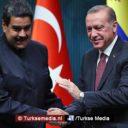 Turkije steunt Venezuela: 'Broeder Maduro, sta sterk'