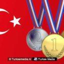 Turkije wint meer dan 6.000 medailles in 2018