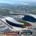 UEFA reageert opvallend op stadionbouw Turkije