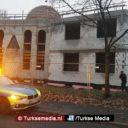 Vandalen bekladden moskee met Davidster