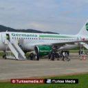 Duits luchtvaartbedrijf failliet