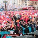 Erdoğan: Europeanen leven veilig dankzij Turkije