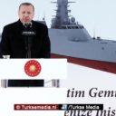 Erdoğan: Turkse scheepvaartindustrie herrijst, Nederland ook klant