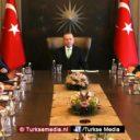Erdoğan ontvangt Palestijnse leden Israëlisch parlement