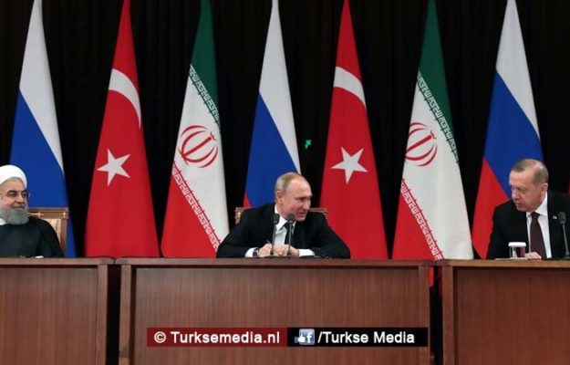 Erdoğan brengt oplossing en vrede in Syrië stap dichterbij