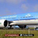 KLM-toestellen botsen op Schiphol