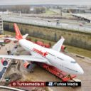 Niet alleen Nederland, wereld volgde verhuismissie Boeing 747 Corendon