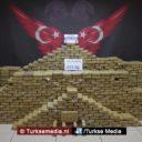 Opnieuw grote drugsvangst Turkse politie