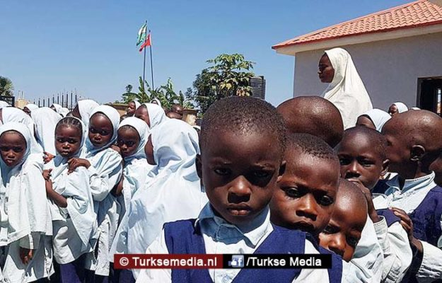 Turkije bouwt ook aan toekomst van Nigeria