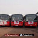 Turkije doneert bussen aan Sudan
