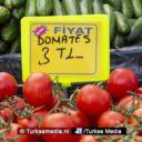 Turkije halveert groenteprijzen
