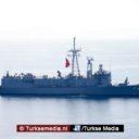 Turkse marine schiet Nederlandse militairen te hulp