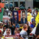 Turkse president over nieuwe executies Egypte: Waarom zwijgt het Westen?