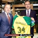 Turkse minister bezoekt Nederland, KNVB onder de indruk