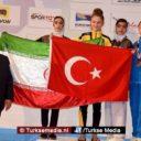 Turkse vlagheldin en kampioen (14): Trots en gelukkig