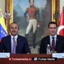 Buitenlandminister Venezuela naar Turkije