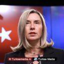 EU herhaalt: Turkije cruciaal voor Europa