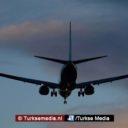 Moeder vergeet baby op luchthaven, vliegtuig keert terug