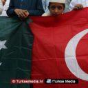 Pakistan bedankt Turkije voor steun ten alle tijden