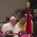 Paus naar Marokko voor interreligieuze dialoog en Jeruzalem