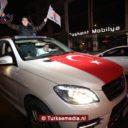 Turken vieren grote winst Erdoğan's AK-Partij