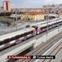 Turkije opent nieuwe cruciale spoorlijn